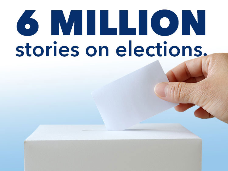 6 Million Stories on Elections