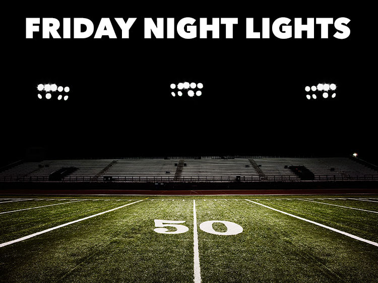 3 Friday Night Lights
