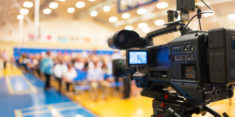 Broadcasters Connect Communities to Local Leaders