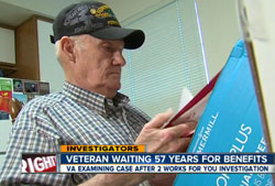 2 Works for You Investigation Prompts Look Into Veterans' Benefits